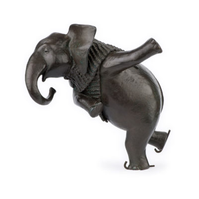 schaatsende-olifant